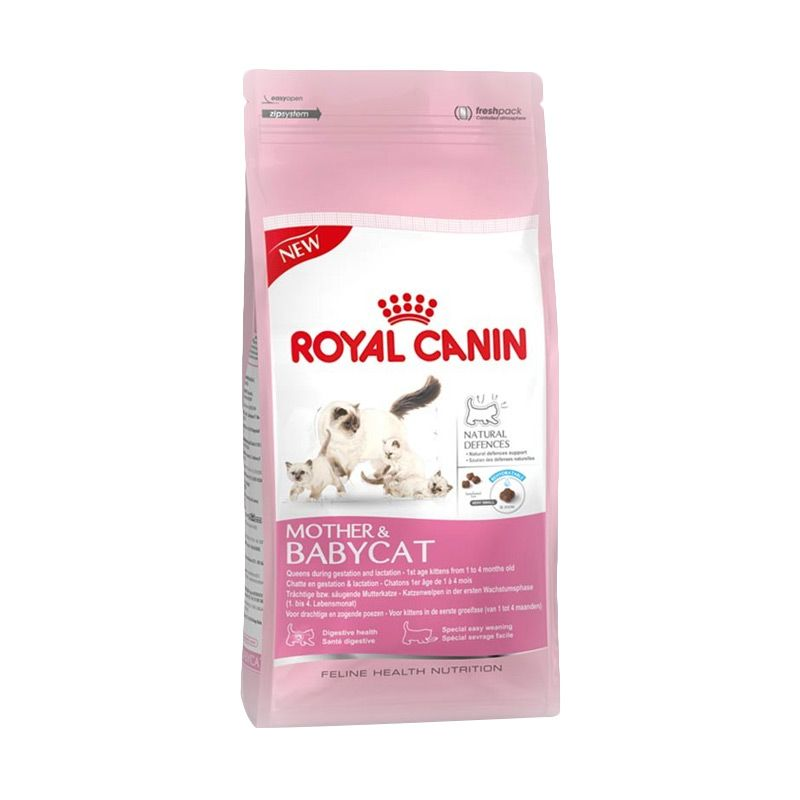 Royal Canin Mother Baby Cat Makanan Kucing [400 gr]
