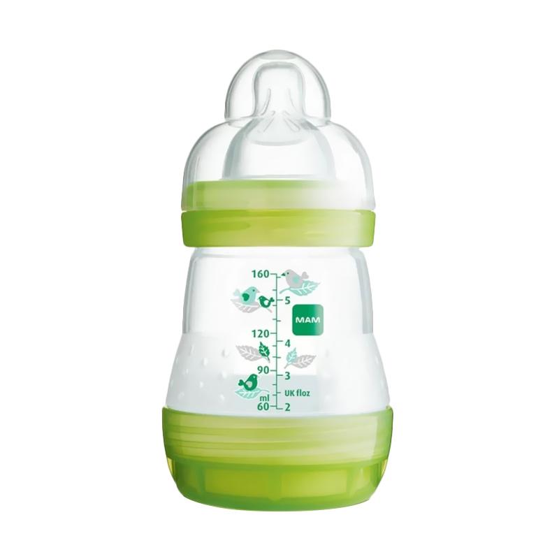 MAM Anti Colic Bottle 160ml - Green