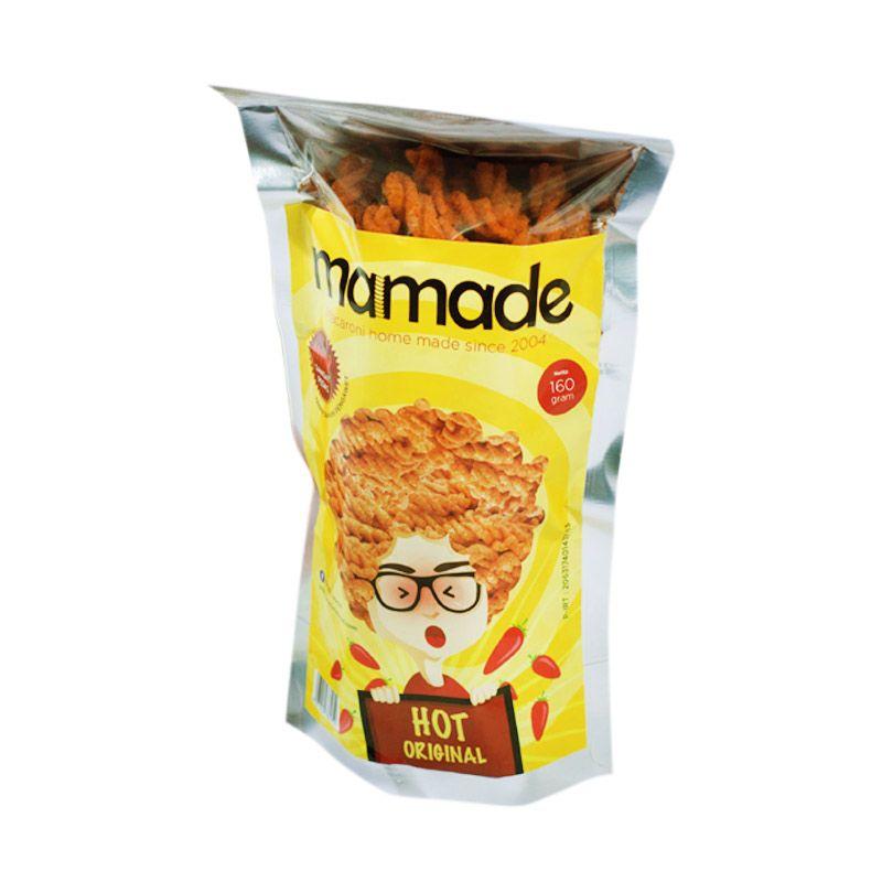 Mamade Makaroni Hot Original Kue Kering