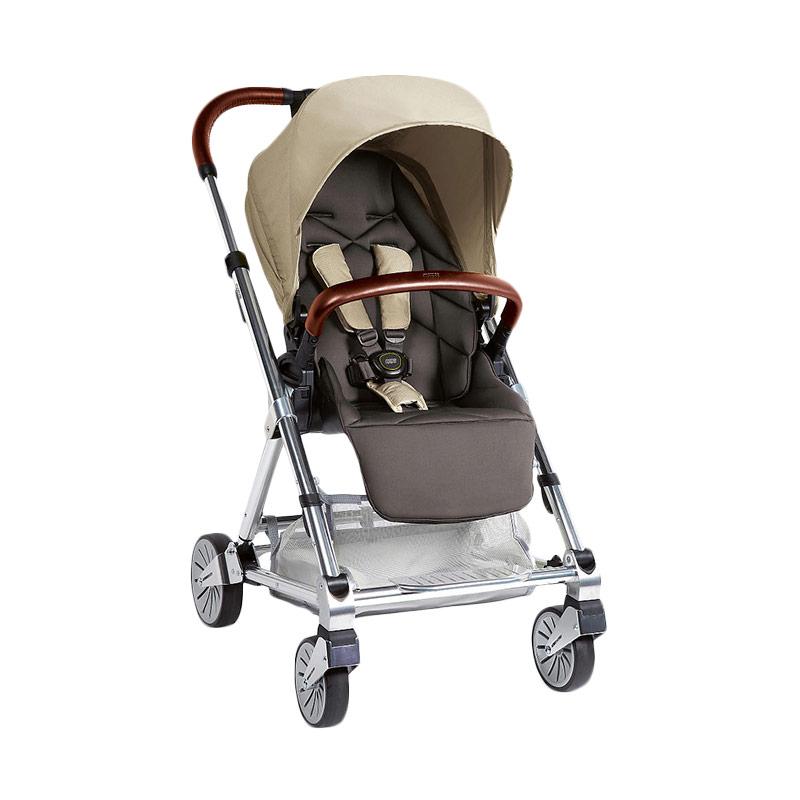 Mamas & Papas Urbo 2 Stroller Kereta Dorong Bayi - Camel
