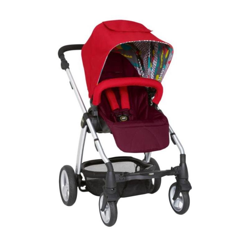 harga Mamas n Papas Sola 2 Red 10355M15W2 Baby Stroller Blibli.com