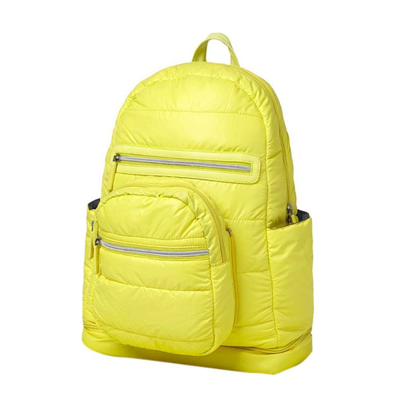 Mamaway Couple Air Backbag Yellow Tas Bayi