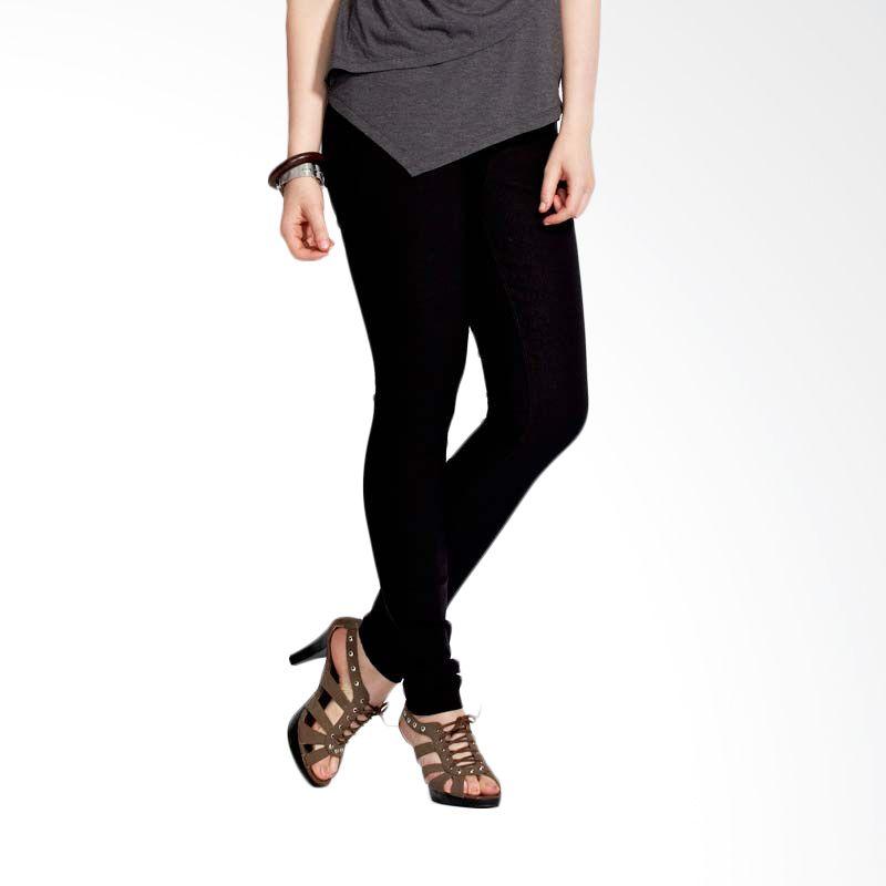 Mamaway Super Strech Colourfull Pants Celana Panjang Ibu Hamil Black