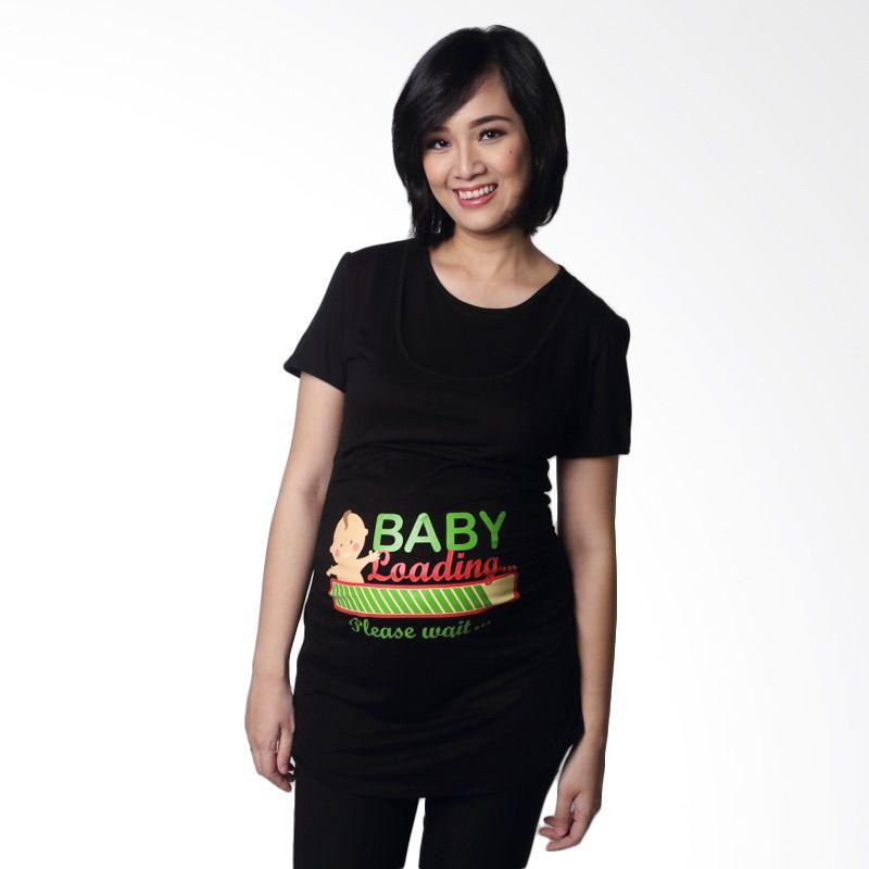 harga Monday Moms Day - Mamigaya Exclusive for Blibli Baby Loading Black Baju Hamil Blibli.com