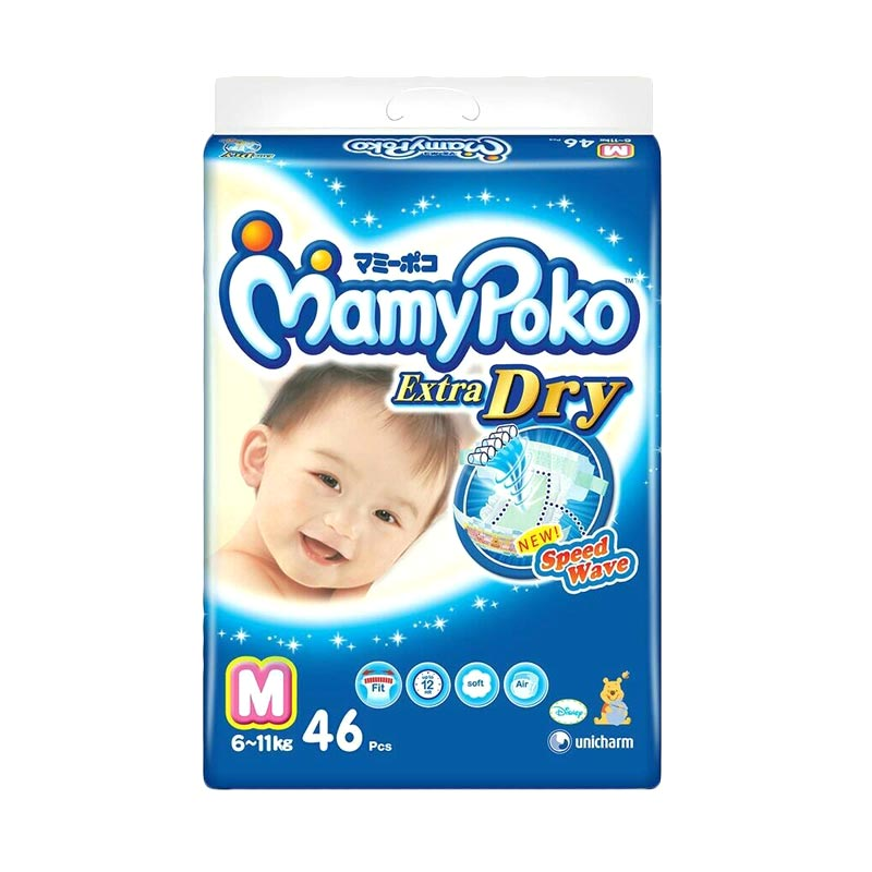 MamyPoko Extra Dry M [46 pcs]