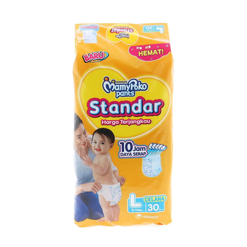 MamyPoko Pants Standar L [30 pcs]
