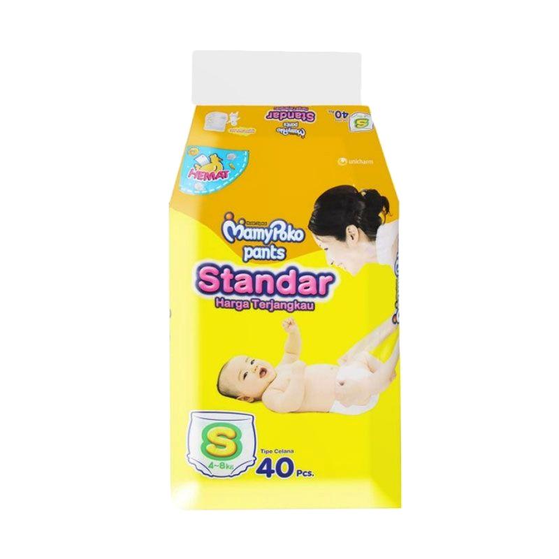MamyPoko Pants Standar S Popok Bayi [40 Pcs]