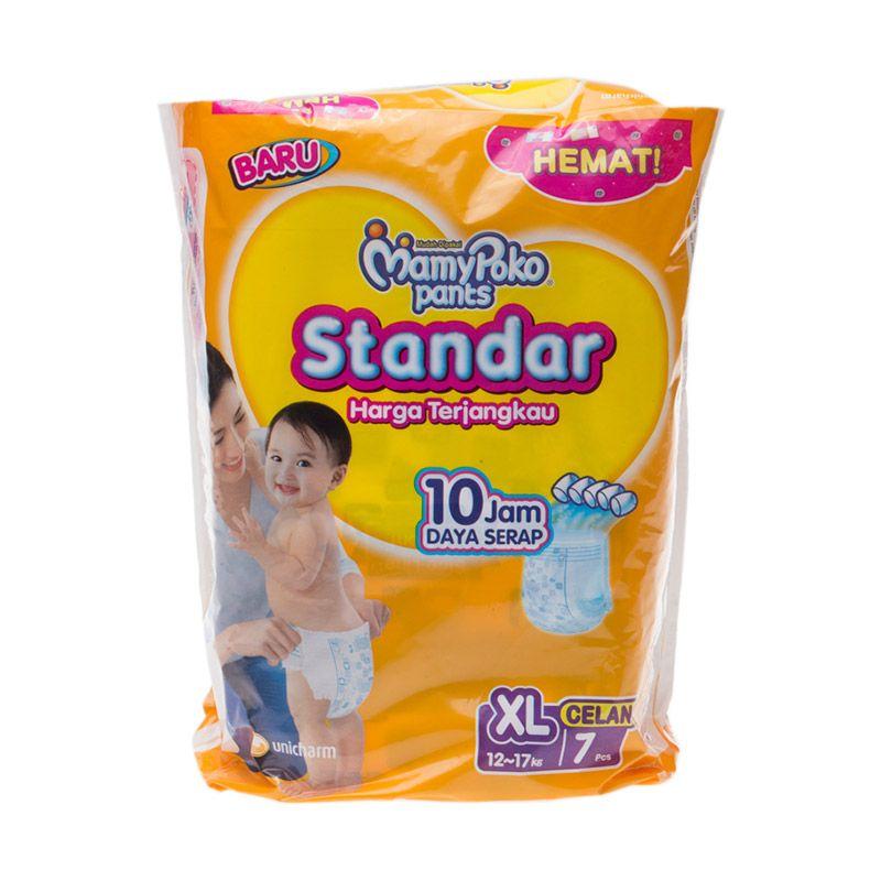 MamyPoko Pants Standard XL Popok Bayi [7pcs]