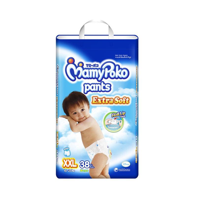 harga MamyPoko Pants Extra Soft XXL38 Boys Blibli.com