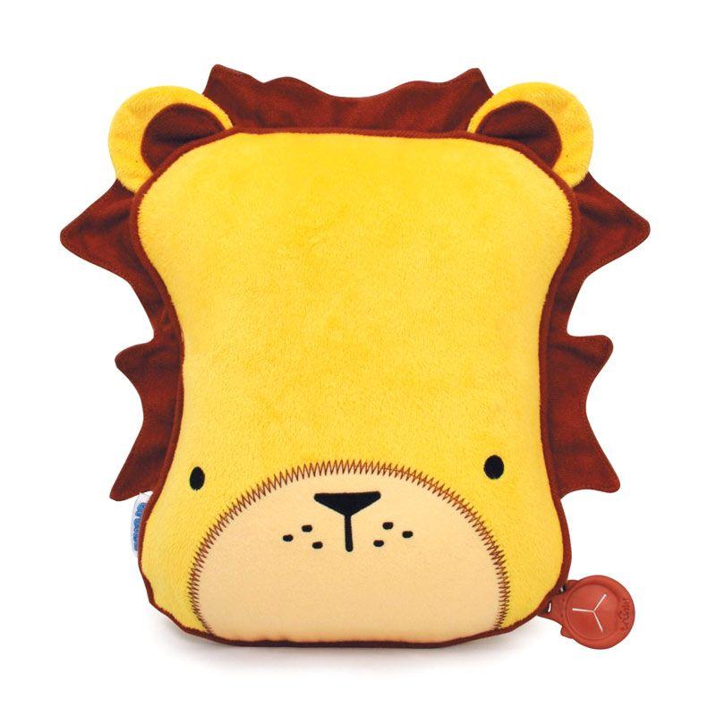 Benbat Snooziheadz Lion Kuning