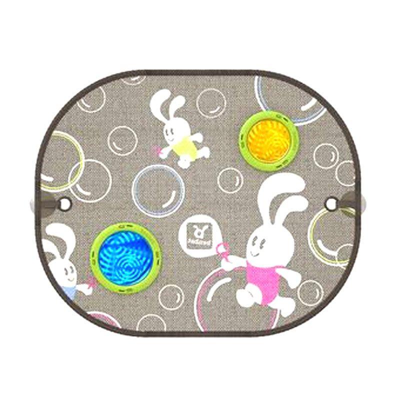 Benbat Sunshade Bubble Dream Oval 1 Pcs Coklat