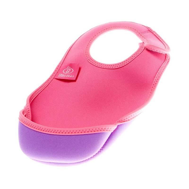 Bibetta Small Ultra Bib Pink