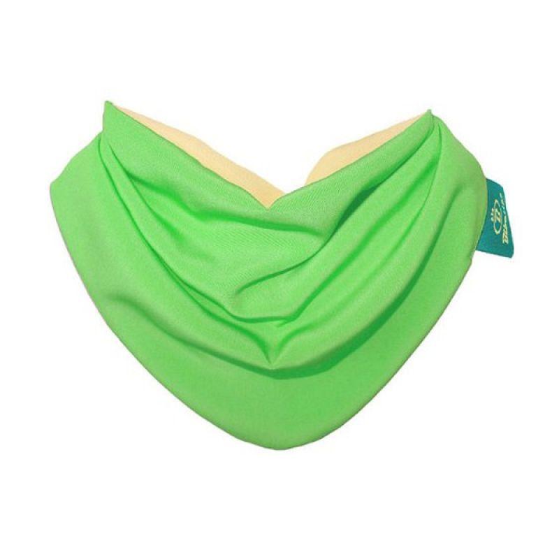Bibetta Super Soft Dribble Bib Green