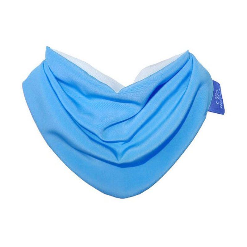 Bibetta Super Soft Dribble Bib Soft Blue