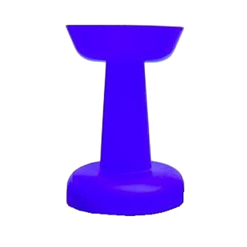 Dripstick Blue Ice Cream Holder