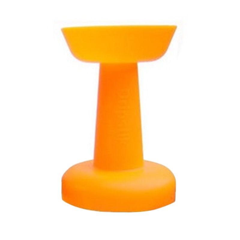 Dripstick Orange Ice Cream Holder