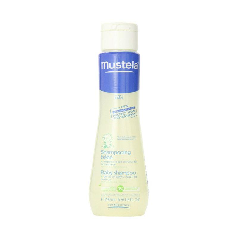 Mustela Bebe Shampoo Bayi