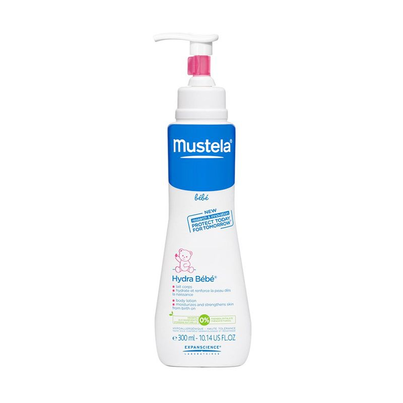 Mustela Hydra Bebe Body Lotion [300 ml]