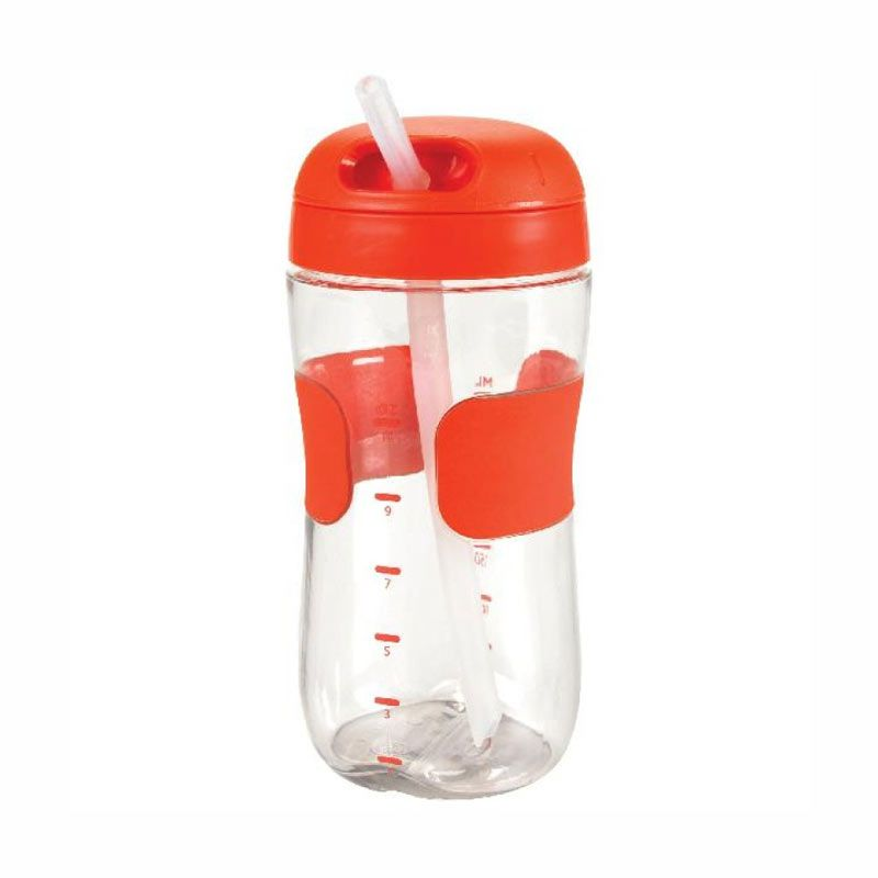 Oxo Tot Straw Cup 11Oz Orange