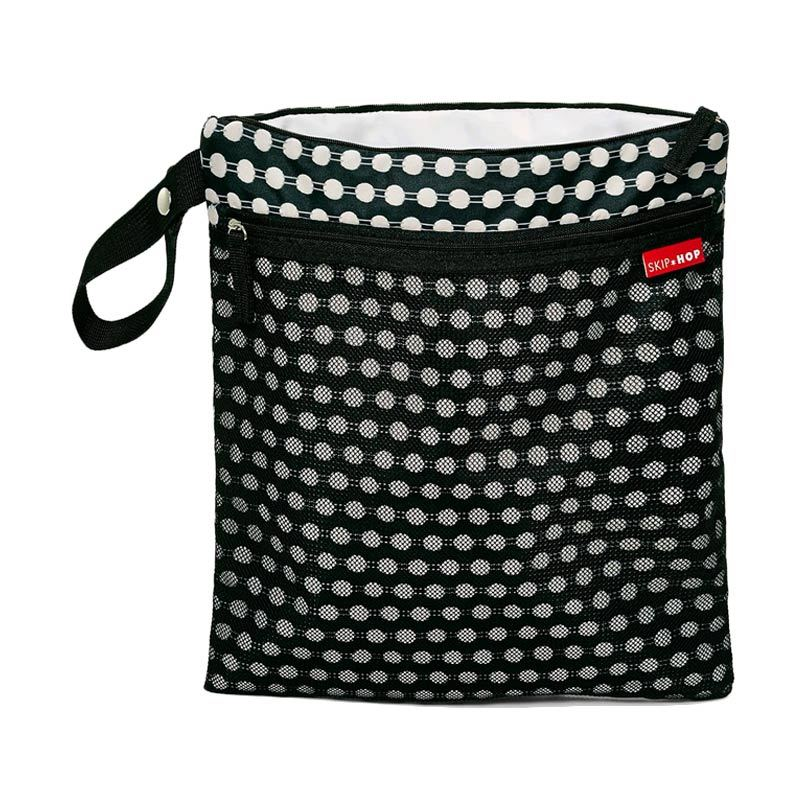 Skip Hop Grab & Go Dots Wet or Dry Pouch