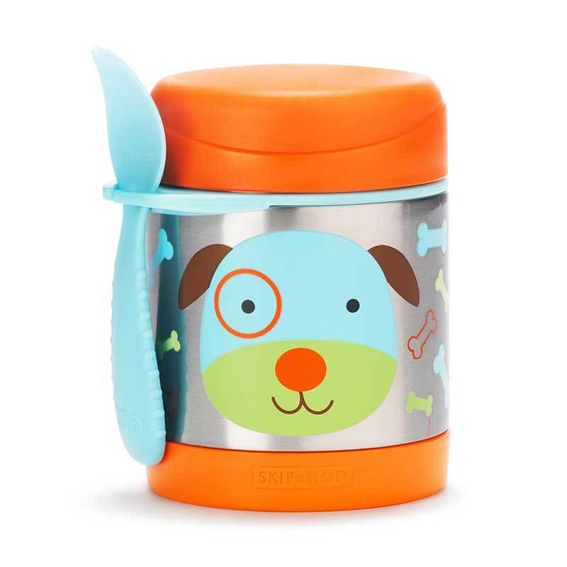 Skip Hop Insulated Food Jar Dog