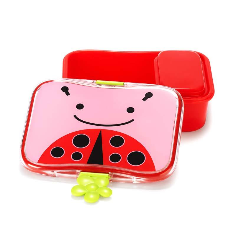 Skip Hop Lunch Kit Lady Bug