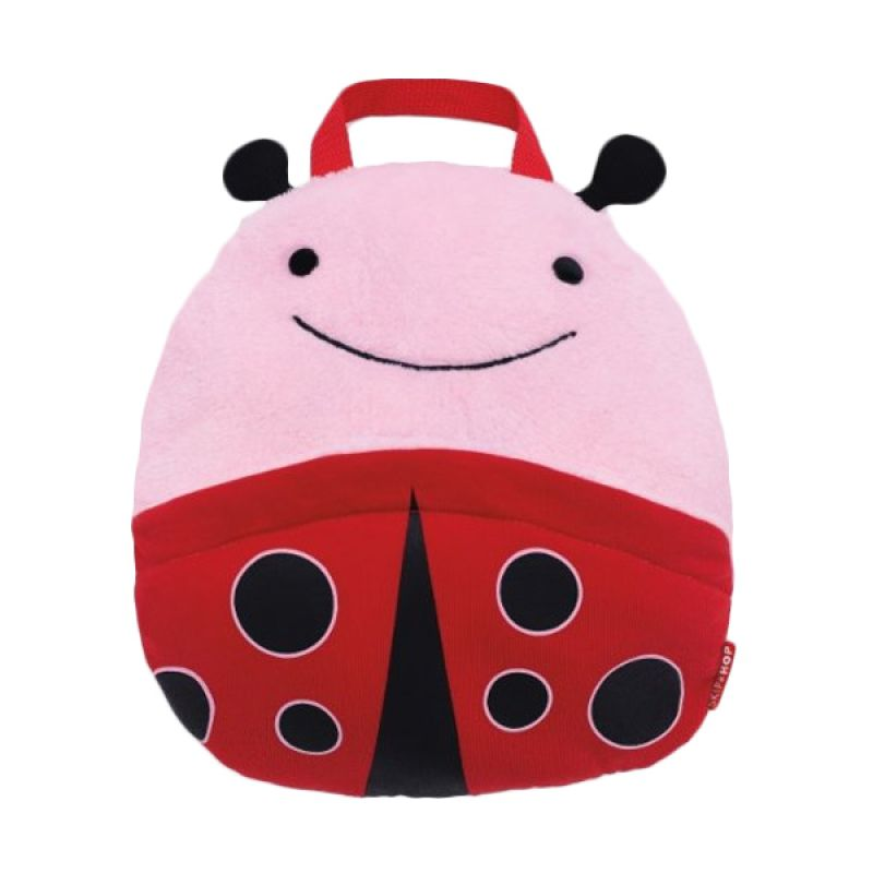 Skip Hop Travel Blanket Lady Bug