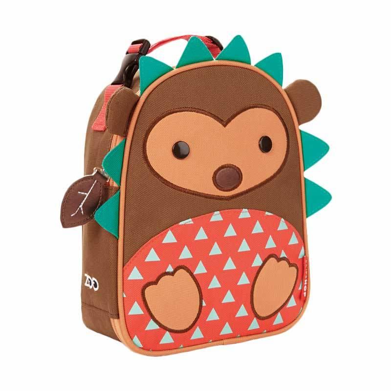 Skip Hop Zoo Lunch Bag Hedgehog