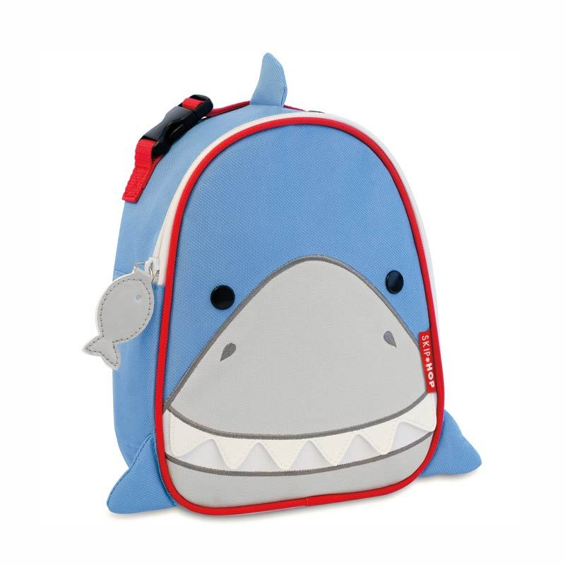 Skip Hop Zoo Lunch Bag Shark