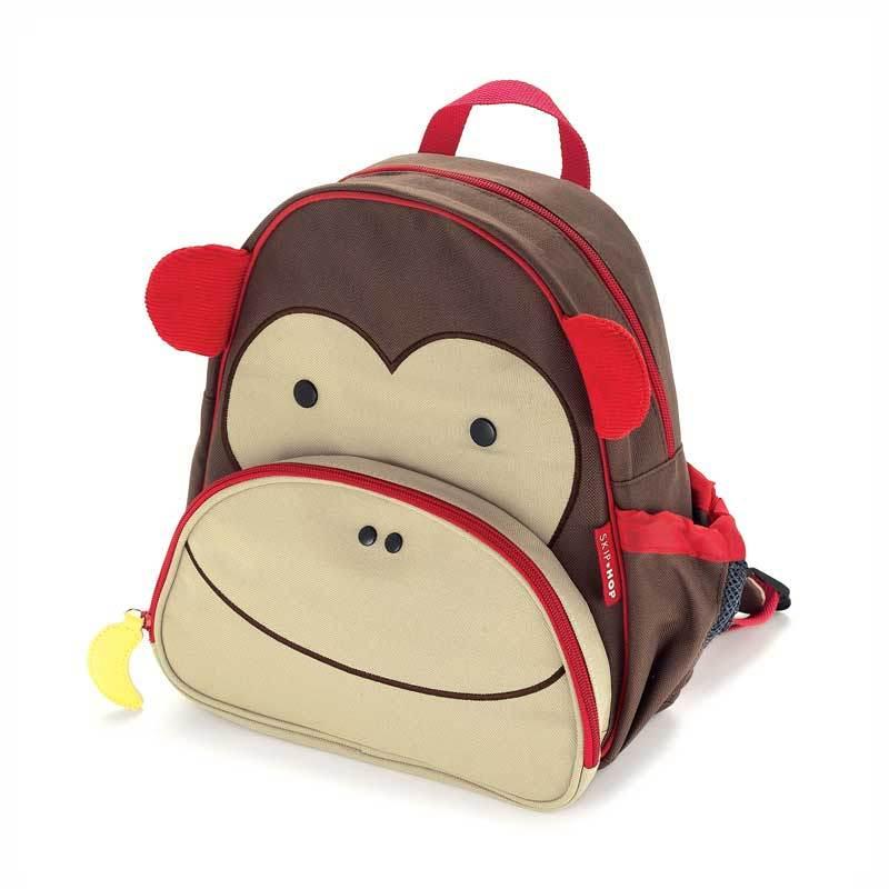 Tas Ransel Skip Hop Zoo Pack Monkey