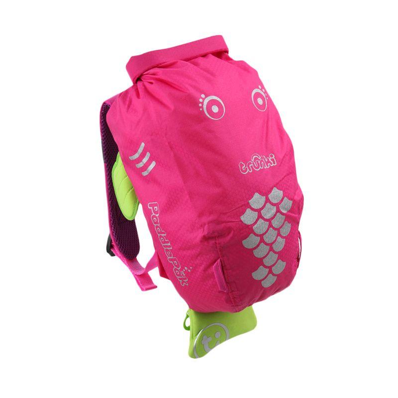 Trunki Paddlepack Flo Small Pink Tas Anak