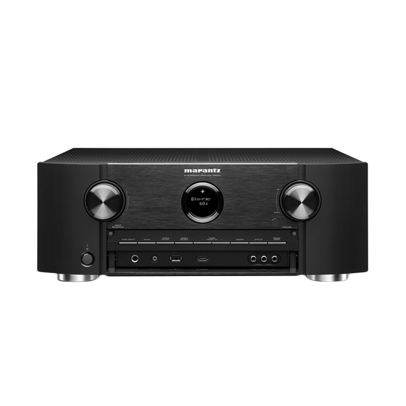 Marantz SR6010 7.2 Channel Full 4K Ultra HD Network A/V Receiver with Wifi and Bluetooth