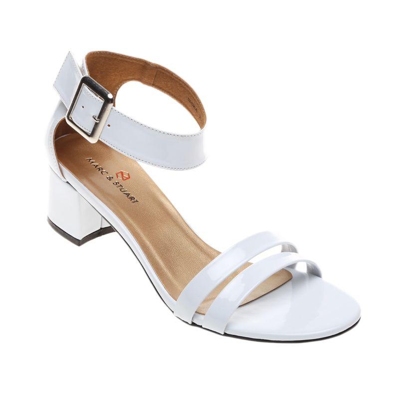 Marc & Stuart F8-MSHE-SISKA 2 White Sepatu Wanita