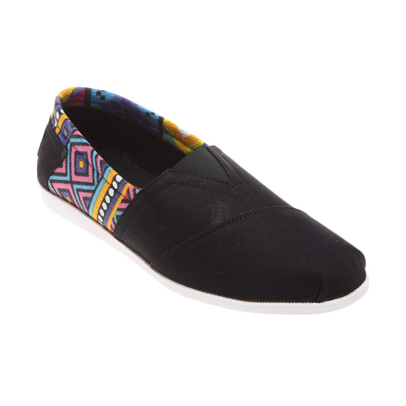 Marc & Stuart HK-NICO 6 Black Sepatu Pria