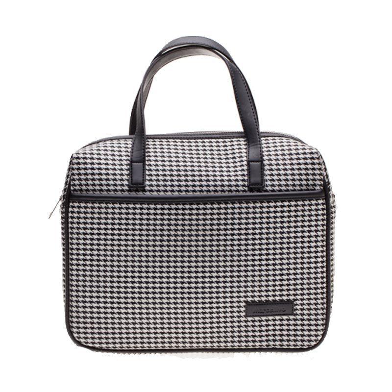 Marcellivo D100 Elegant Black Tas Selempang [Medium]