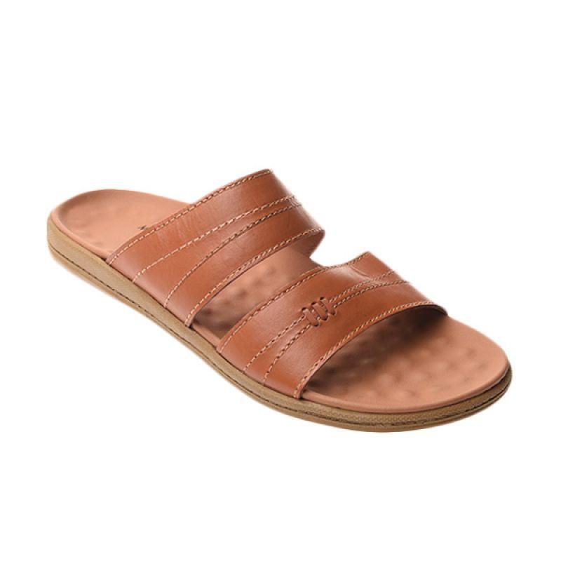 Marco Cuomo JA 02 Tan Sandal Pria