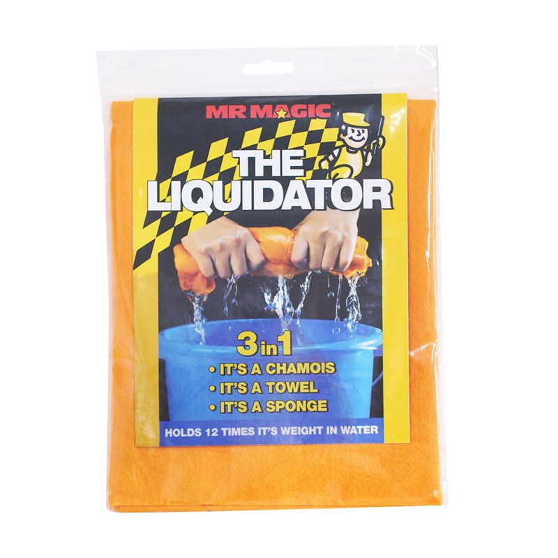 MRMAGIC The Liquidator Chamois
