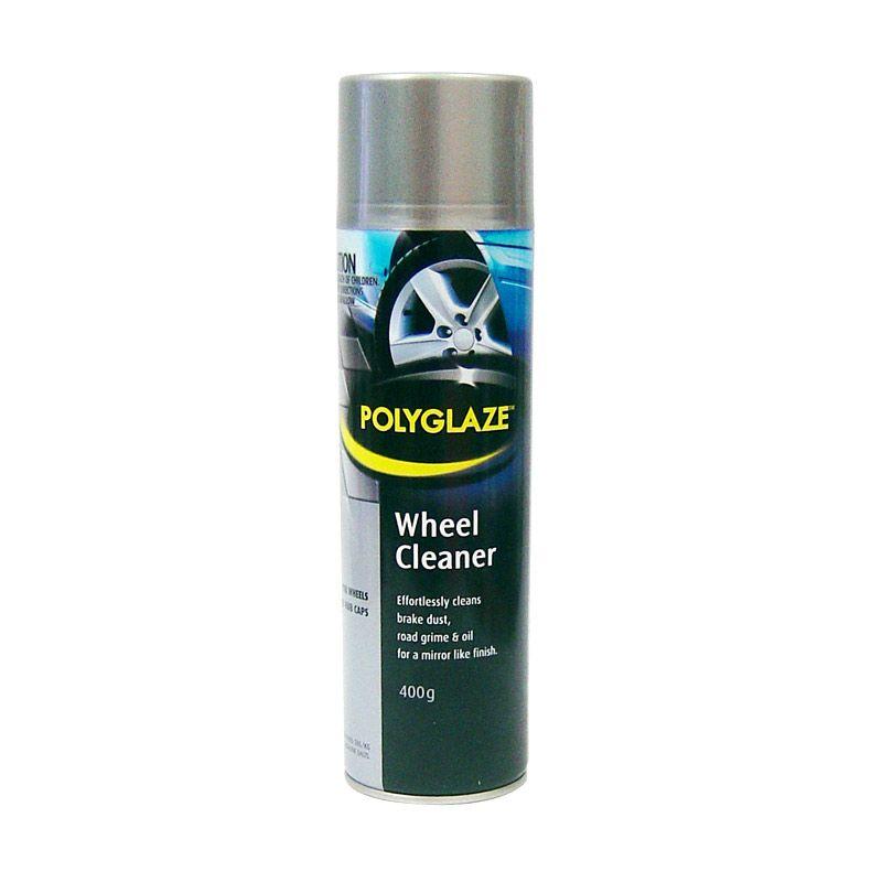 Polyglaze Wheel Cleaner Cairan Pembersih Roda [400 gr]