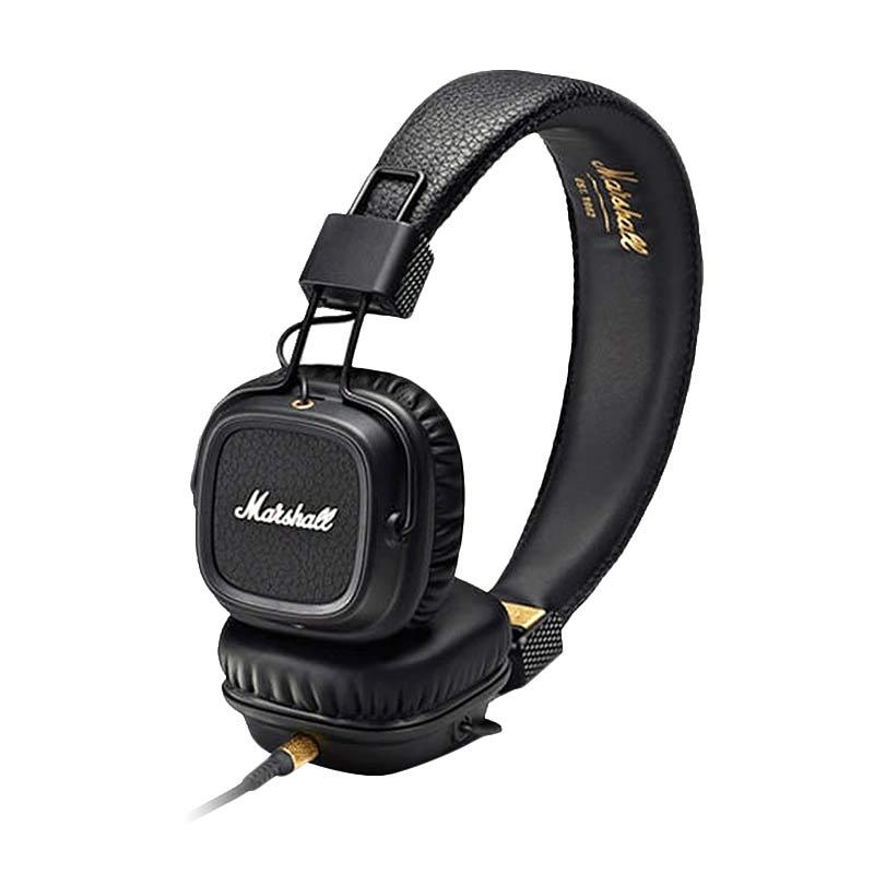 Marshall Major II Headset - Hitam