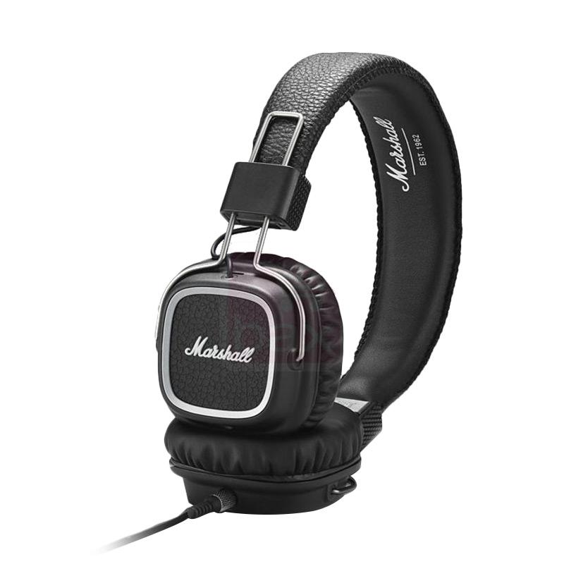 Marshall Major II-Steel Ed Headset