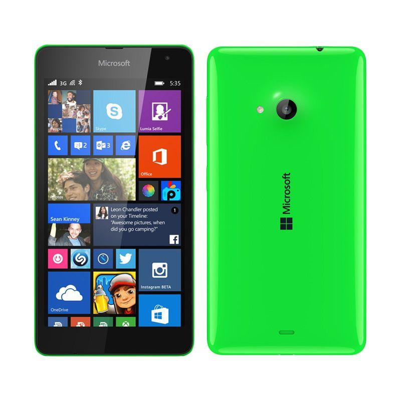 Microsoft Lumia 535 Green Smartphone [8 GB]