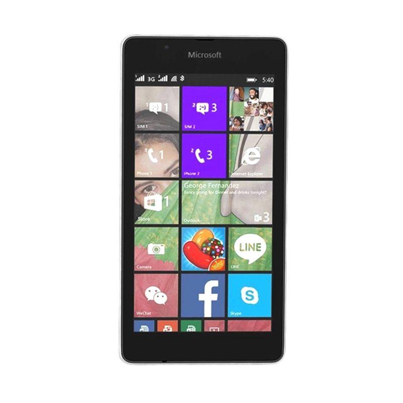 Microsoft Lumia 540 White Smartphone [8 GB]