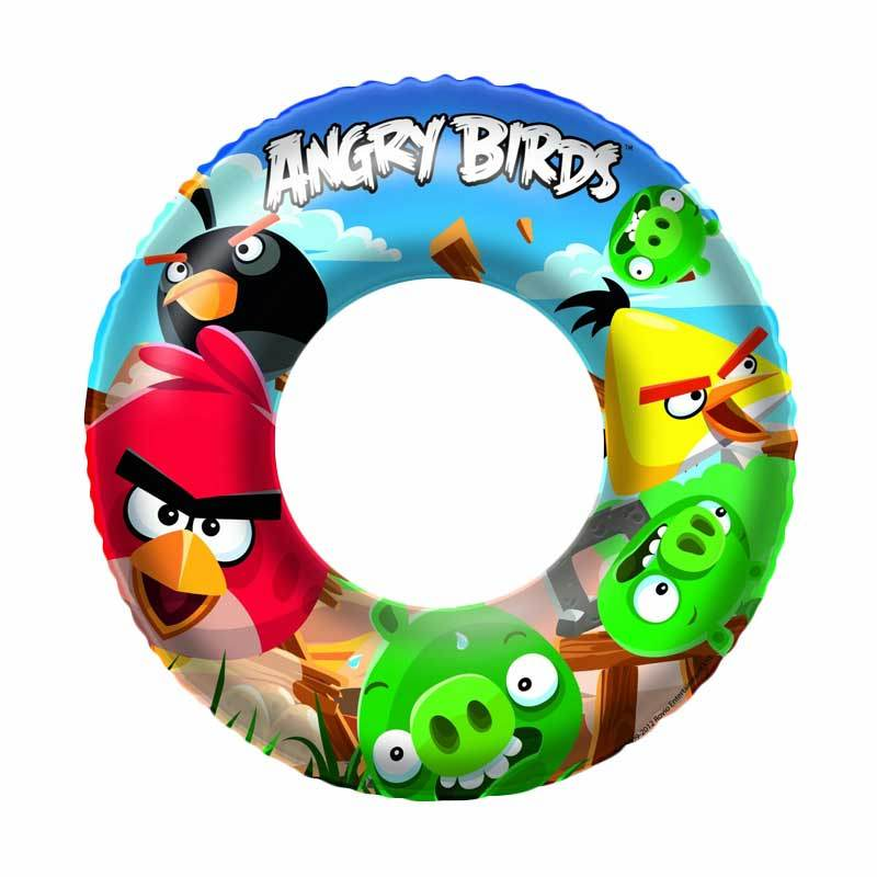 Bestway Angry Birds Swim Ring 96103