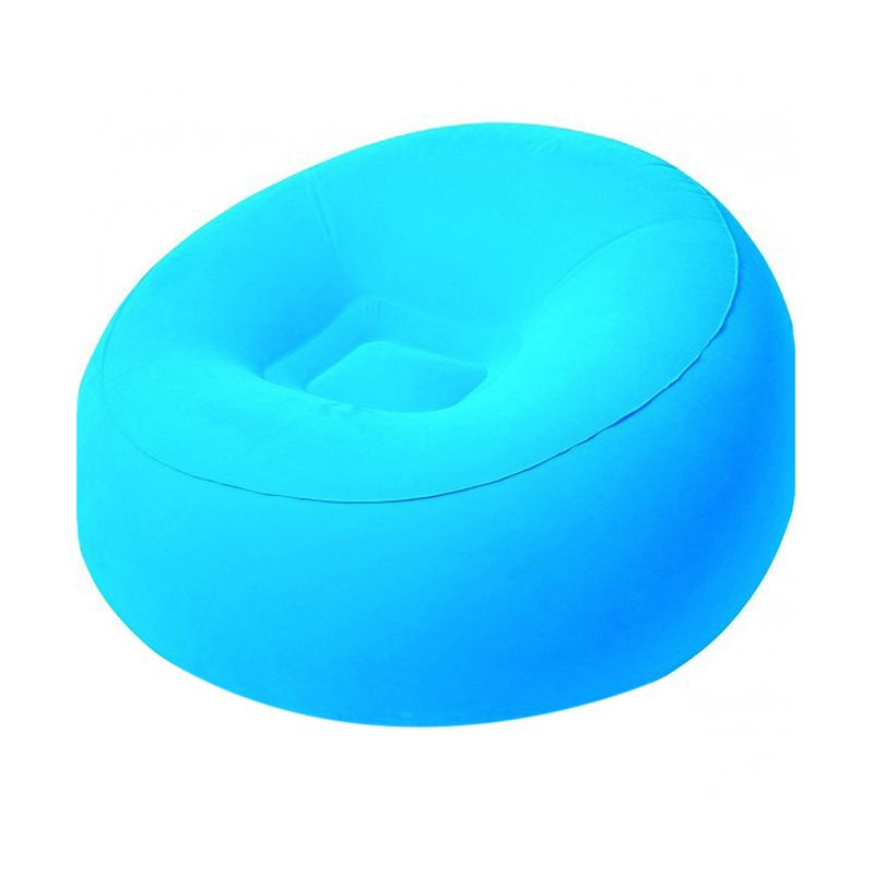 Bestway Comfort Quest Inflatable Cool Blue Sofa