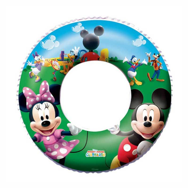Bestway Mickey and Minnie Swim Ring 91004