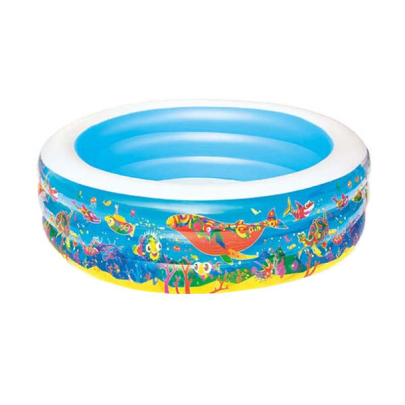 Bestway Rainbow Ocean Play Pool 51122