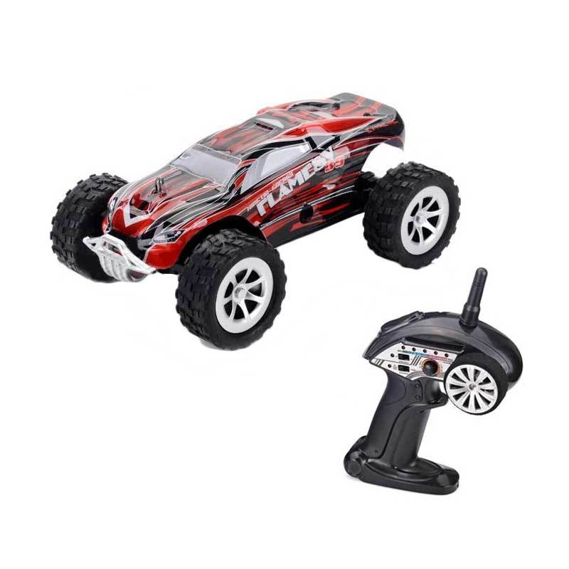 WL A999 Flamesy 1 : 24 25 Km/H RC Racing Monster Truck