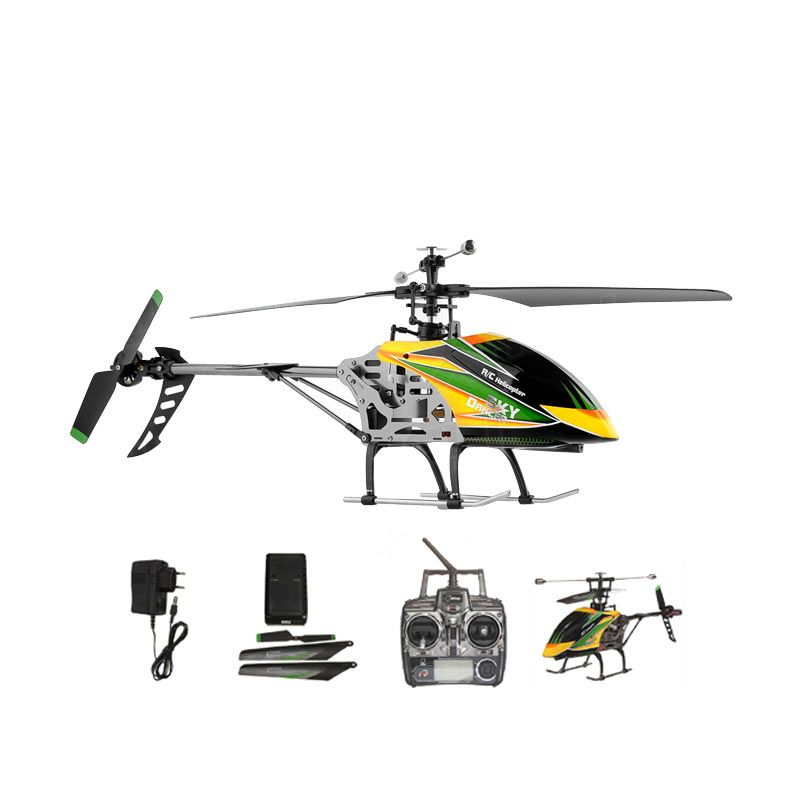 WL Toys V912 50 cm Length 4CH 2.4 GHz RTF Helicopter for Outdoor Flight