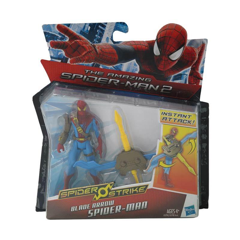 Marvel The Amazing Spider-Man 2 Spider Strike Blade Arrow Mainan Anak