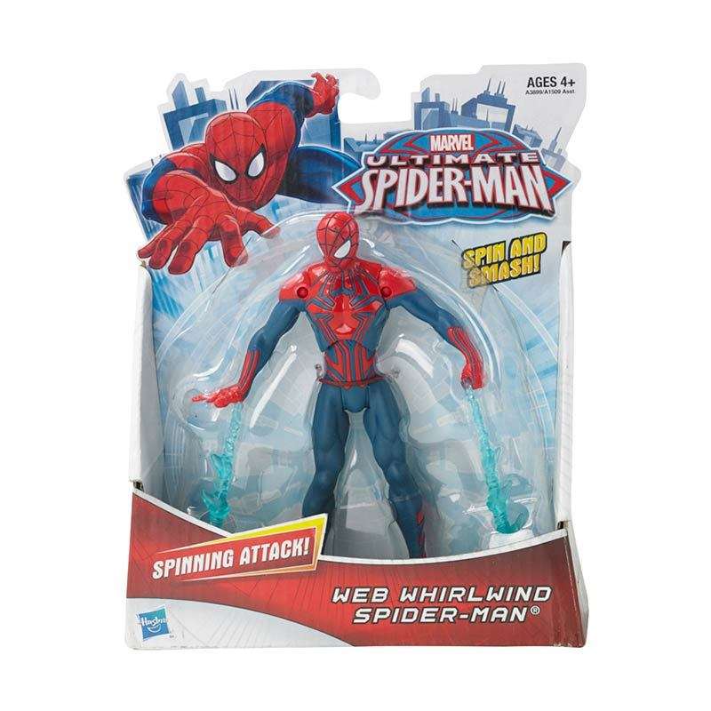 Marvel Ultimate Spiderman Core Web Whirlwind Action Figure